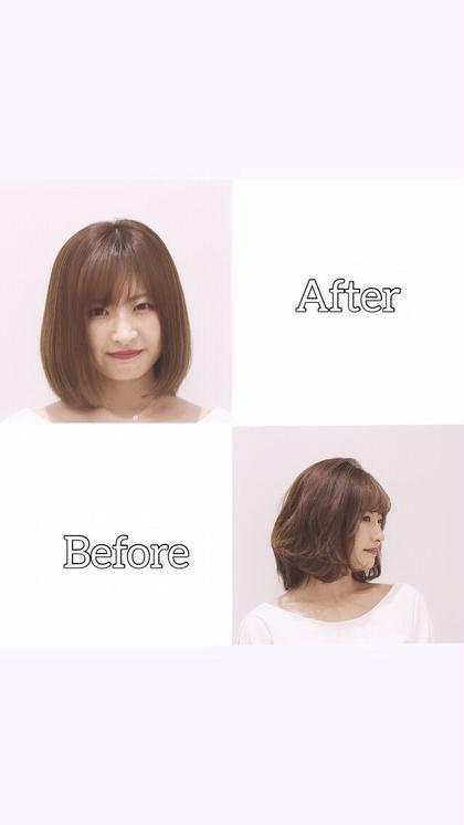 ❤️1日1名限定❤️印象改善カット+リタッチカラー+髪質改善ハーブトリートメント