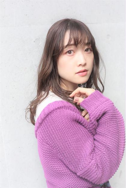 ZUA所属の【店長】赤川海翔のヘアカタログ