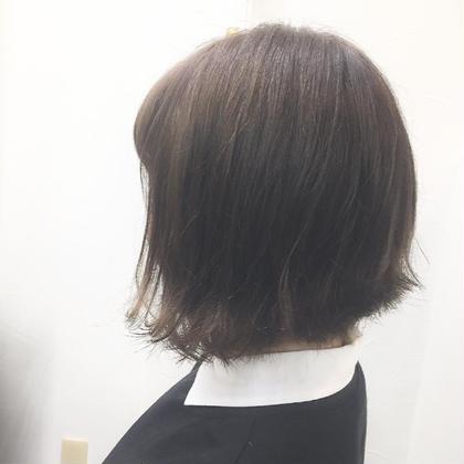 HAIR&MAKE POSH所属・斎藤優梨菜のスタイル