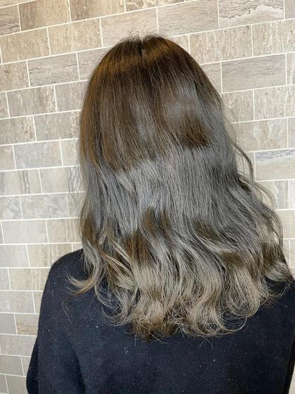 2月限定!透明感❣️【イルミナカラー】で艶髪美人に✨
