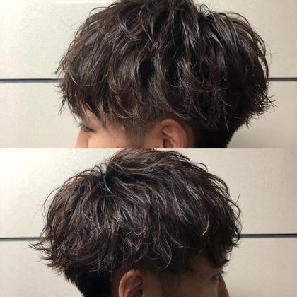 🔥一番人気🔥カット&パーマ&スタイリング&髪質改善トリートメント?🔥《1週間のお直し保証有》