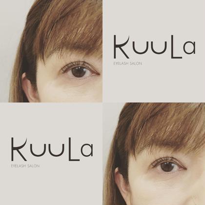 KUULa所属の梶木恵理のマツエクデザイン