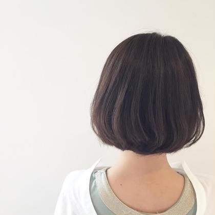 【カット & 縮毛矯正】✨シャキンとならず自然な仕上がり✨