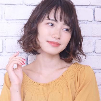 HAIRPOCKET   merry所属・岡田凪紗のスタイル