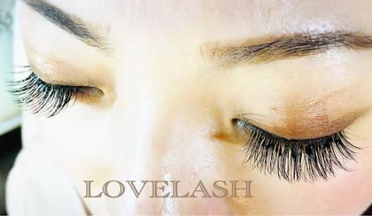 恵比寿LOVELASH所属の恵比寿LOVELASHのマツエクデザイン