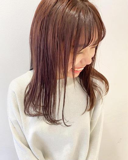 ✨bang!!!✨前髪カット+3ステップトリートメント