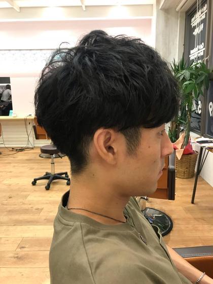 ❤【モテ可愛に!】カット+デジタルパーマ+高級ハホニコトリートメント/11900→/8500