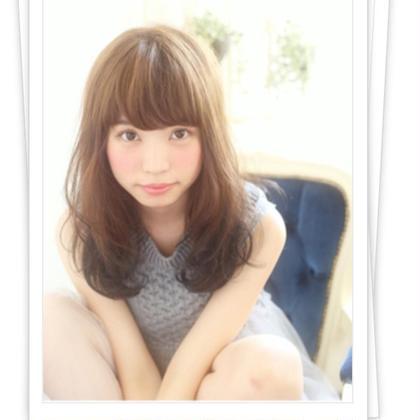 ゆるふわナチュラルカールミディ addict所属・池田擁平 addictのスタイル