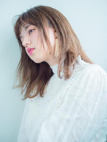 SCÉNE by RAD所属・新垣奈緒のスタイル