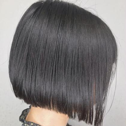 ♠️♥️黒染めではない艶髪ブラックダークカラー トリートメント♠️♥️
