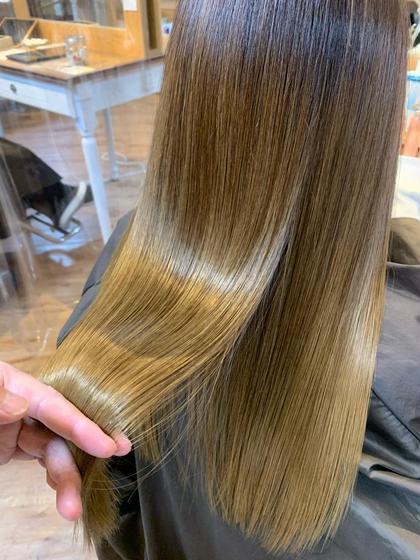 5月末まで大特価キャンペーン❗️【髪質改善】酸熱トリートメント✨