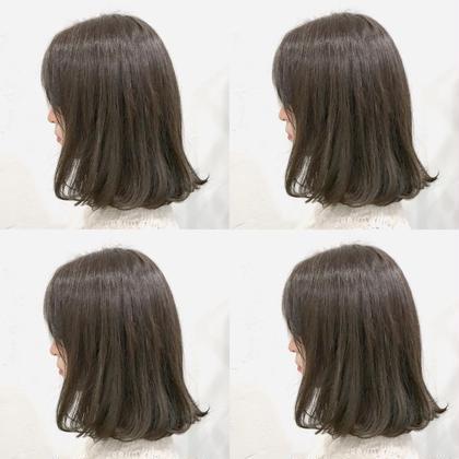 💗透明感100%イルミナカラー➕髪質に合わせたシャンプー➕4stepハホニコオリジナルさら艶トリートメント💗