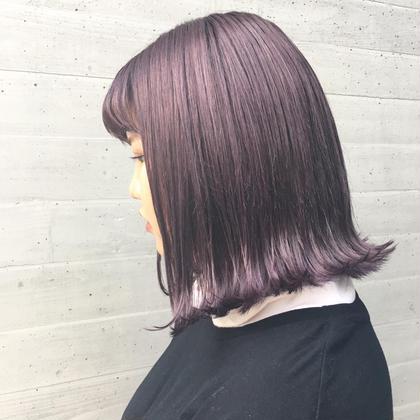IshikawaKanakoのミディアムのヘアスタイル