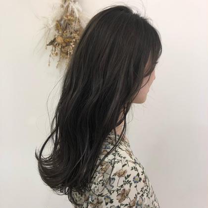 💄【ミニモ限定】前髪カット+透明感カラー
