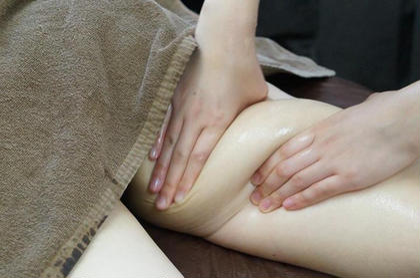 【美脚コース】脚痩せ+バンテージで徹底美脚づくり!