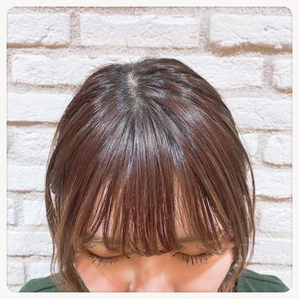 ✨平日限定✨🐑前髪カット🐑