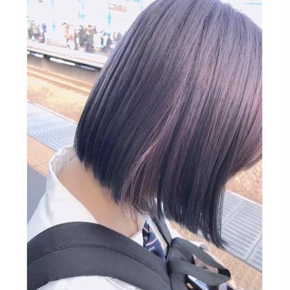 【急募】似合わせカット+デザインカラー