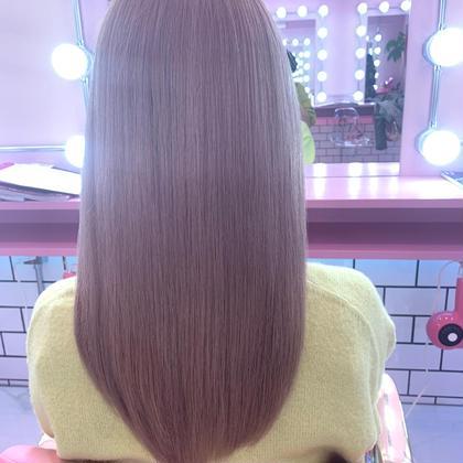 【何度でも利用🆗】♥️カット+【oggiotto】の髪質改善トリートメント♥️