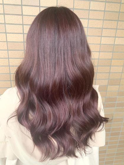 🌴似合わせカット+艶カラー+トリートメント🌴