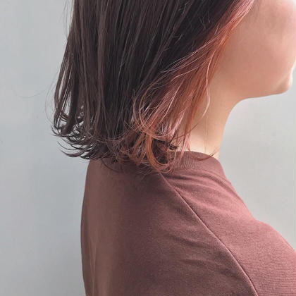 木之実のショートのヘアスタイル