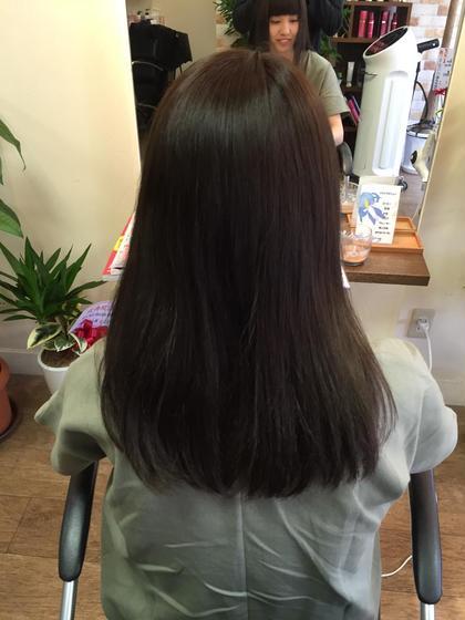 hair design  Airs所属・中澤一也のスタイル