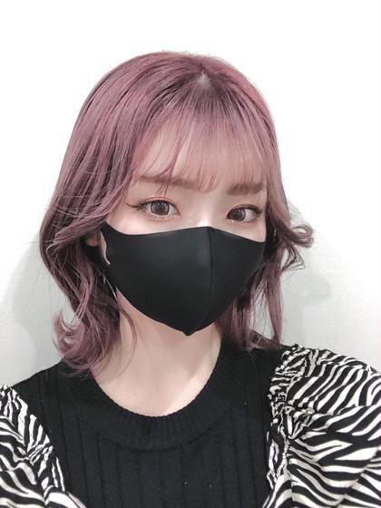 【梅雨対策】梅雨前ストレートキャンペーン!!前髪ストレート+似合わせcut