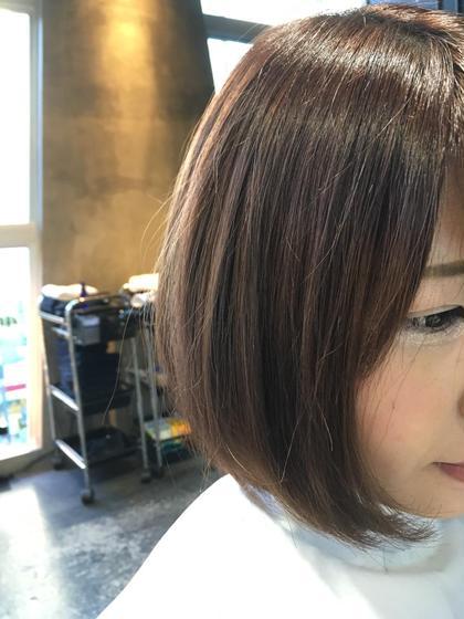 ピンクアッシュ Rowlly by green所属・MogamiKengoのスタイル