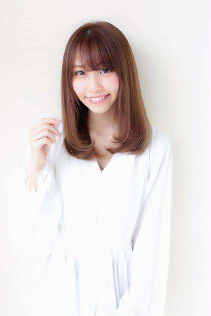 🌟お悩み解決🌟似合わせカット+艶髮カラー