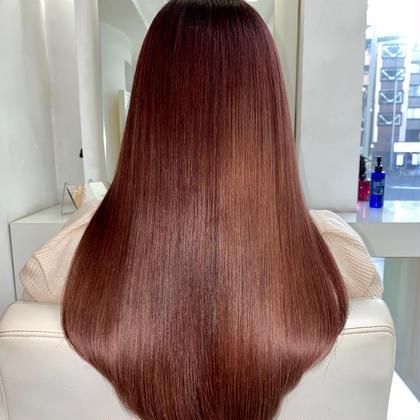 【前回来店から1ヶ月以内の方】髪質改善サイエンスアクアトリートメント+(前髪カット無料) 【短期集中ケアで美髪に⭐︎】