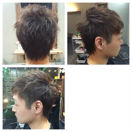 hair produce Moment所属・阿部星奈のスタイル