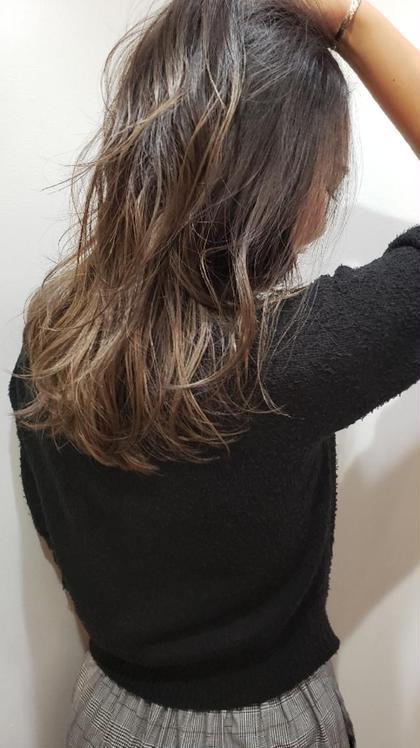 モッズヘア上尾西口店所属の飯野由利子のヘアカタログ