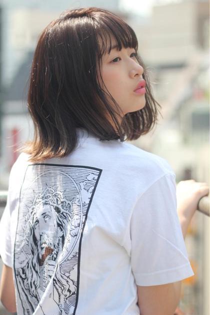 【ミニモ春きゅん】カット&メルトカラー