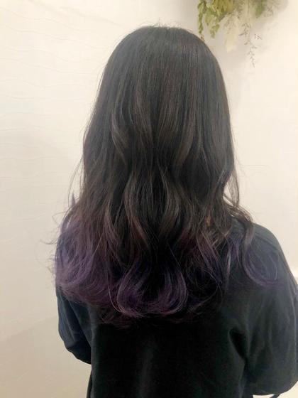【minimo限定60%off🐥】前髪カット+ダブルカラー+トリートメント🐿🌿