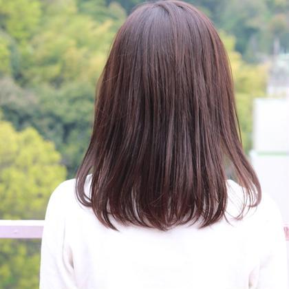 【新規の方限定】 カット+カラー+クイックトリートメント