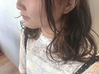 💐 シルキ-艶カラ- & インナ-カラ- (ブリ-チ無)