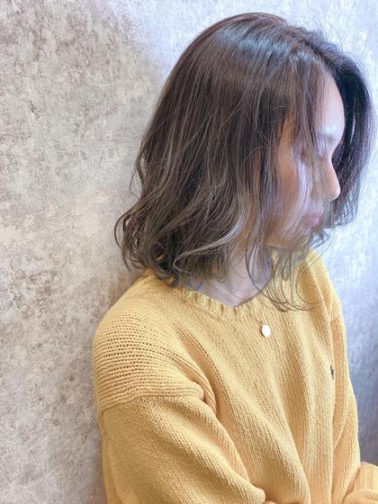 ファッションカラー【外国人風カラー○】