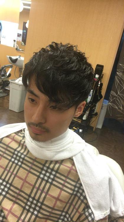 ゆるふわマッシュパーマ smile hair所属・加藤拓馬のスタイル