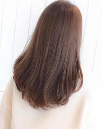 💙平日限定💙カット+美髪カラー+オラプレックスTR💙