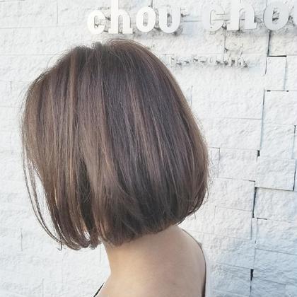 イルミナカラー chouchou by U_REALM所属・さと みのスタイル