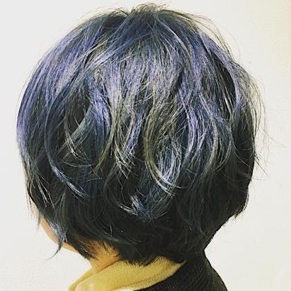 Mods'hair新札幌店所属・小川朗央のスタイル