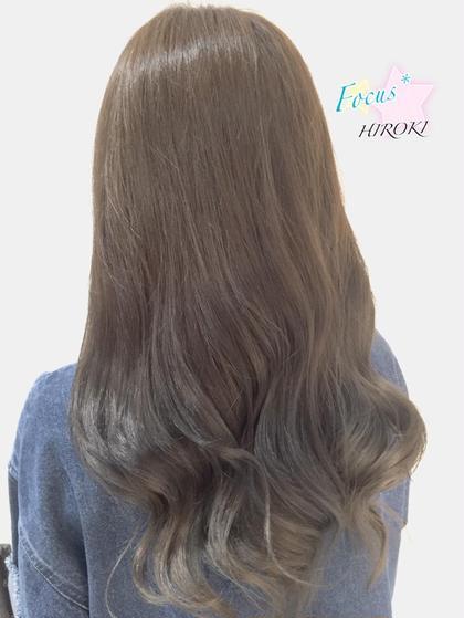 グレージュグラデーション Hair&MakeNOISM-elua-所属・村上宏樹のフォト
