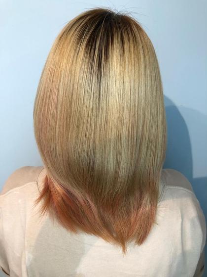 《過去最高の美髪へ》カット+髪質改善treatment