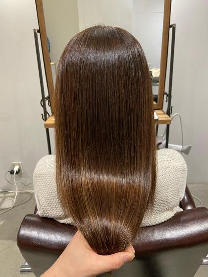 『髪質改善したい方はこれ』美髪を目指したいあなたに★ダメージレスカット+eleanor髪質改善ヘアエステコース★