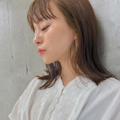 【艶サラ】髪質に合わせて選べる上質縮毛矯正+カット+高濃度TR ¥12800~
