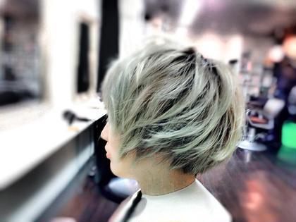 BEKKU hair salon 恵比寿(代官山)所属・Shino_Hidekazuのスタイル