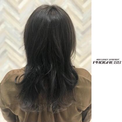 PROGRESS狭山店所属の高野恭佑のヘアカタログ