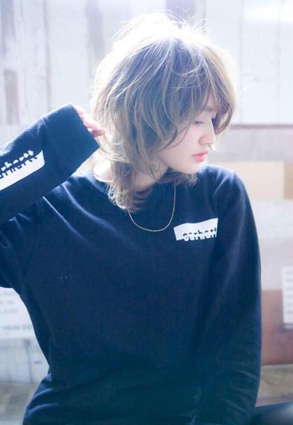 【2回目まで使える】カット & パーマ &艶髪トリートメント