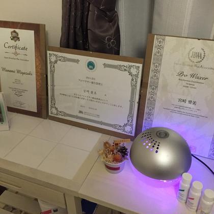 日本ブラジリアンワックス協会の上級認定講師在籍店です(*^^*)衛生管理を徹底し、安心安全な施術を致します。 ご安心してご来店下さい。 plaisir~プレジール~所属・宮崎愛美のフォト