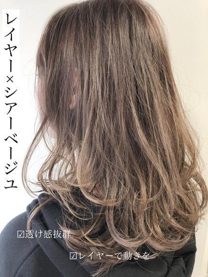 【最新☆ダメージレス】イルミナカラー or N.カラー+炭酸泉spaTr¥12500→¥5760