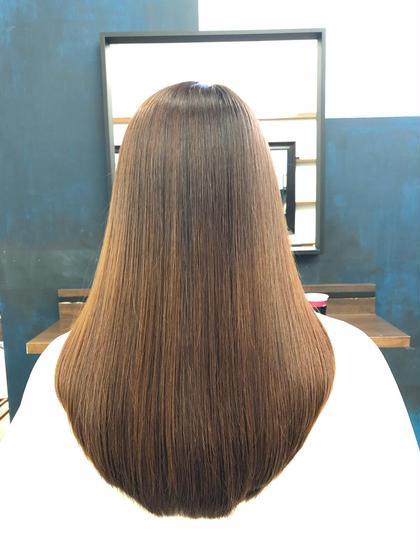 【初回限定】🥉人気NO.3🥉【カット】➕【髪質改善縮毛矯正】➕【オージュア5step TR】